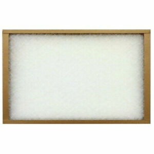 Flanders EZ Flow 11250.11425 14 x 25 x 1 in. Synthetic Air Filter - Case of 12
