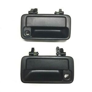 EXTERIOR DOOR HANDLES LH & RH FOR SUZUKI SIDEKICK GEO TRACKER 89-98 ECs