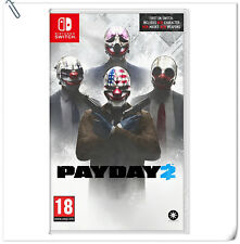 SWITCH Payday 2 Nintendo 505 Shooting Games
