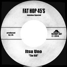"""Itsu Uno -  The Riff / Han Do Jin - B-Boy On The Loose 7"""""""
