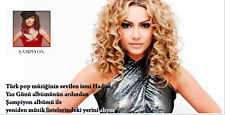 SAMPIYON Sampiyon CD Hadise  TURKISH MUSIC 2017   TURQUIE  POP