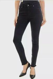 Armani Exchange Women's Super Skinny Mid Rise Jeans Size 28 R