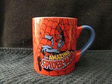The Amazing Spiderman Marvel Comics Coffee Tea Mug Cup Peter Parker Cocoa Hero