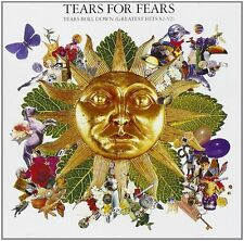 cd TEARS FOR FEARS....TEARS ROLL DOWN THE GREATEST HITS 82*92