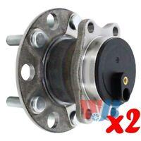 Rear Wheel Hub Bearing Assembly WJB WA512303 Timken HA590110 Cross Reference SKF BR930379 Moog 512303