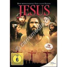 DVD: JESUS - Keiner hat die Menschen so bewegt wie er - Film in 24 Sprachen !!!