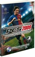 PES 2009 PRO EVOLUTION SOCCER. Guida Ufficiale ITA - PS3, XBOX 360 e PC