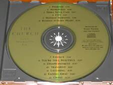 THE CHURCH - Gold Afternoon Fix - Original Arista 13 Track CD! RARE! ARCD-8579