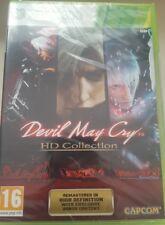 Devil May Cry Hd Collection Xbox 360 Juego. nuevo Sellado