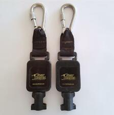 TOOL LANYARD GEAR KEEPER TETHER RETRACTABLE SAFETY HEIGHT FALL PROTECTION X 2
