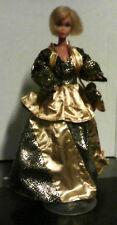 Barbie - Abito da sera anni 80 + giacchina + borsetta + scarpe - Vestito