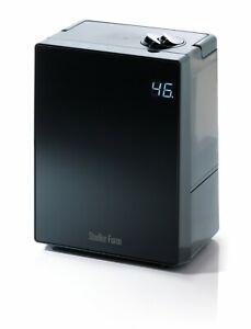 Luftbefeuchter Ultraschall mit Hygrostat Stadler Form Jack Schwarz bis 65 m²