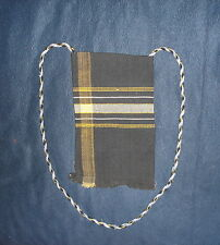 #010  Beautiful Vintage Hand-Woven Bag