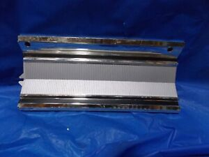 1965 Ford Falcon Ranchero Sprint Futura Original Dash Radio Delete Plate Panel