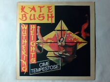 """KATE BUSH Wuthering heights 7"""" ITALY FESTIVALBAR 1978 78"""