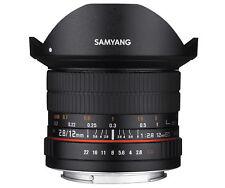 Samyang 12mm F2.8 objektiv für Anschluss Canon Alpha