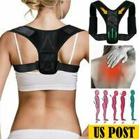 Schultergurt Rückengürtel Rückenbandage Haltungskorrektur Geradehalter Zurück