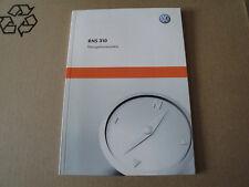 VW RNS 310 NAVI BEDIENUNGSANLEITUNG DEUTSCH