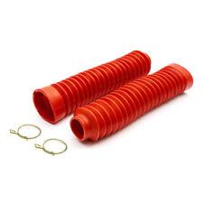 Amortiguadores y suspensiones color principal rojo para motos