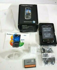 Original BlackBerry torch 9800 Mobile Phone 4GB 3G 5MP  Wi-Fi Black