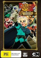 Deltora Quest - Complete Collection (DVD, 2015, 8-Disc Set)