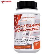 Glutamine T6 - Pharmaceutical Grade L-Glutamine With Taurine & Vitamin B6 -Best!