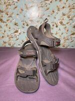 Size 10   Columbia Men's Thunder Rapids Brown Water Sandals