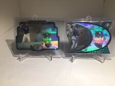 Lot Of 2 1996 And 1997 SPX ALEX RODRIGUEZ  Die Cut  Baseball Cards