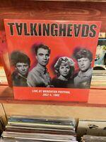 Talking Heads Live Werchter Fest 1982 LP NEW 180g Vinyl David Byrne Alternative
