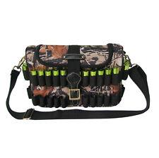 Tourbon Cartridges Bag Shotgun Ammo Carry Case Military Skeet Trap Shooting Camo