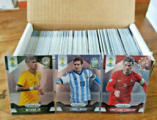 2014 Panini Prizm FIFA World Cup Complete Base Set 1-201 Messi, Ronaldo, Neymar