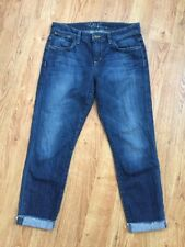 Joe's Jeans Dark Wash The Best Friend Cropped Jeans in Sandy Sz 25 NWOT!