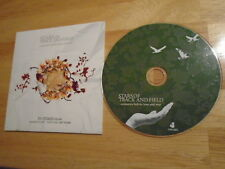 RARE ADV PROMO Stars Of Track & Field CD Centuries Before Love & War HEATMISER !