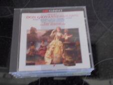 CD/ MOZART DON GIOVANNI / BARENBOIM ENGLISH CHAMBER ORCH , SCOTTISH OPERA