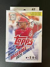 2021 Topps Series 1 Hanger Walgreens MLB Baseball Cards