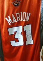 shawn marion signed jersey KIDS YOUTH autographed suns auto nba size L large phx