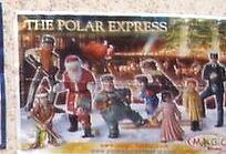 """SUCHEN Sie jeweils 1 BPZ """"The Polar Express"""" UK aus!"""