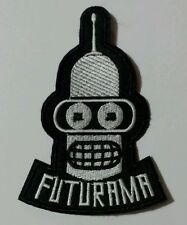 Bender embroidered patch