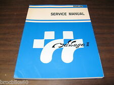MANUEL REVUE TECHNIQUE D ATELIER DAELIM 50 MESSAGE II 1998 -> service manual