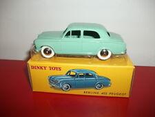 peugeot 403 berline vert verte 24 B dinky toys atlas