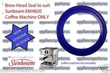 Sunbeam EM4820 ONLY Brew Head Seal - Part No EM482015 - NEW - GENUINE - IN STOCK