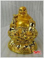 B658 China Tibet Buddha Happy Buddha Lachend Buddha Budai Maitreya H18XB14XT13