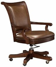 Howard Miller 697-012 (697012) Ithaca Club Chair with Seat Cushion and Back Rest