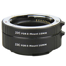 Macro Extension Ring Mount Tube Kit Lens Set for Sony NEX E-Mount Camera Photo