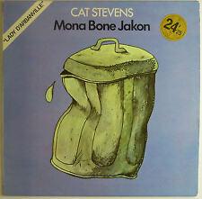 "12"" LP - Cat Stevens - Mona Bone Jakon - k5312 - washed & cleaned"