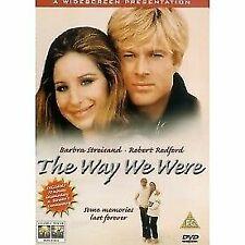 The Way We Were (robert Redford Barbra Streisand) DVD R4