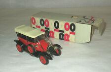 RIO Italy Vintage 1/43 Diecast Model Car #6  Fiat Torpedo Mod. Zero 1912 w box