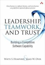Leadership, Teamwork, and Trust: Building a Competitive Software Capab-ExLibrary