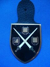 PORTUGAL PORTUGUESE MILITARY NATO REACTION FORCE 9 CPM BADGE 49mm