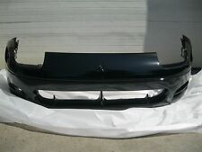 1994-1996 MITSUBISHI 3000GT BLACK FRONT BUMPER RETRO FIT COVER OEM MR124047